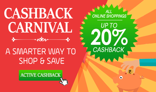 Register and Activate Cashback