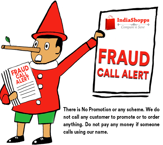 Fraud Warning Indiashopps