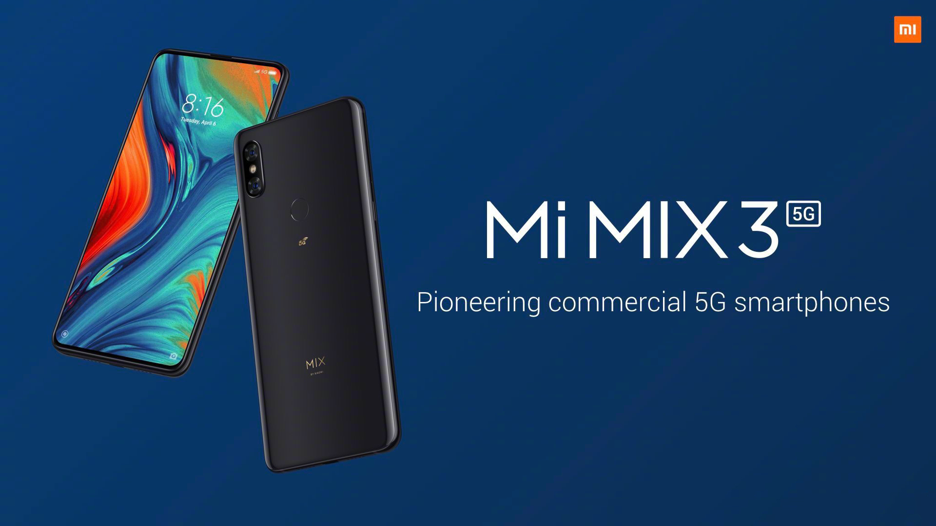 Mi Mix 3 5G Switzerland