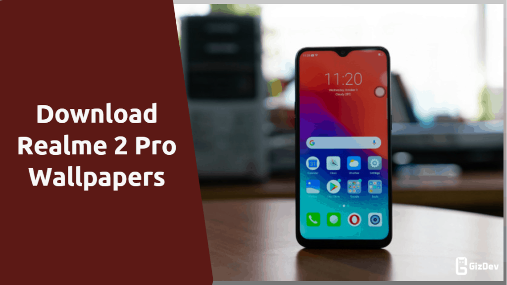 Realme 2 Pro Android Pie