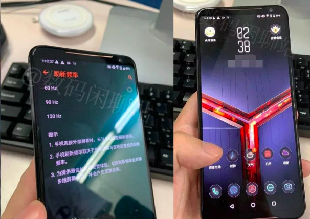 Rog Phone 2 Hands-on