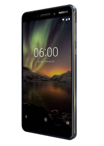Nokia 6.1 price slashed
