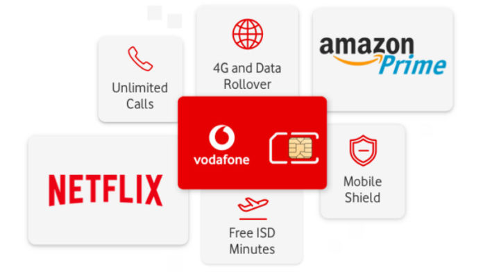 vodafone rewards program