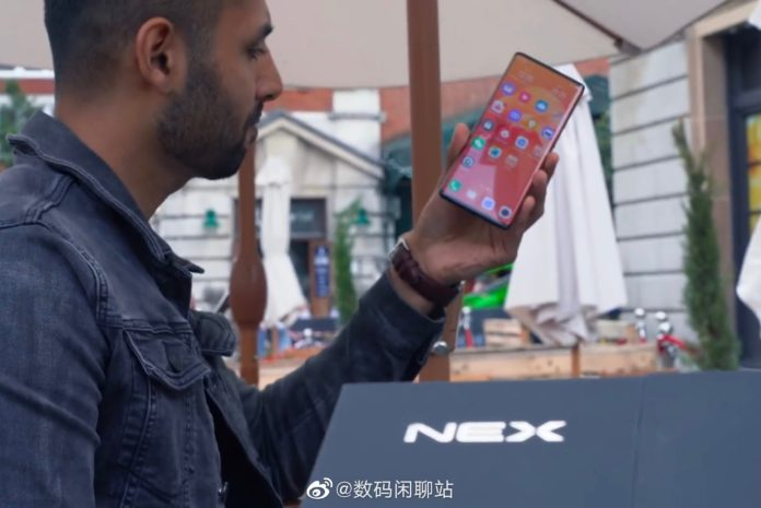 nex 3 5g real-life images