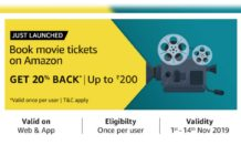Amazon India BookMyShow partnership