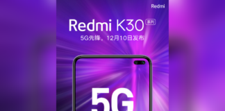Redmi K30 5G China Launch