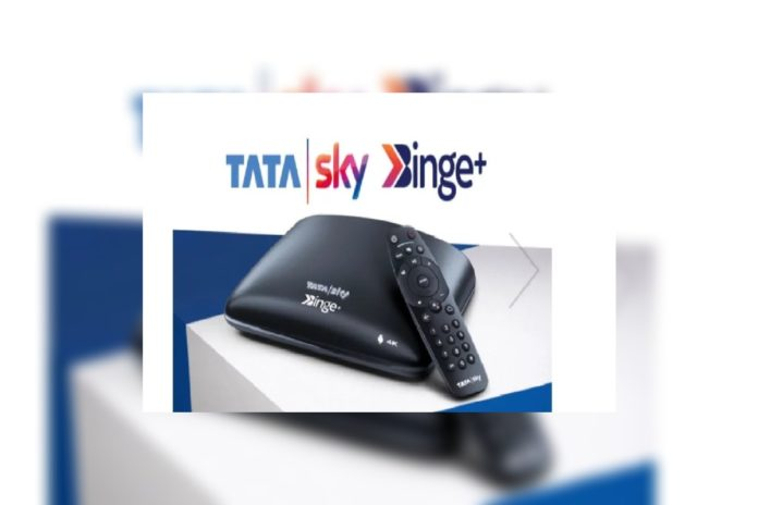 Tata Sky Binge+ Set top Box