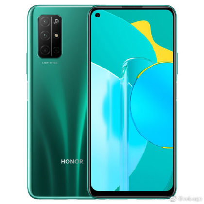 Honor 30s-green